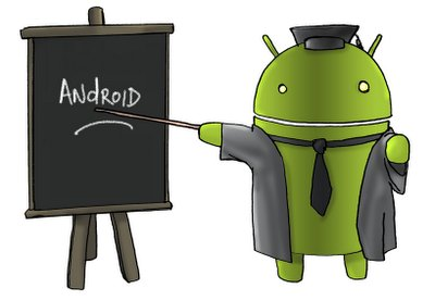 Android team takes developers to school with Android Training program
