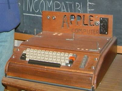 Il primo Apple di Steve Jobs all'asta da Sotheby